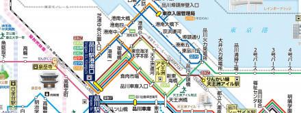 都バス 路線図