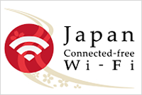Japan Connected free Wi-Fi