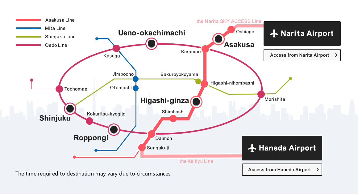 Toei Subway Map Pdf.Toei Transportation