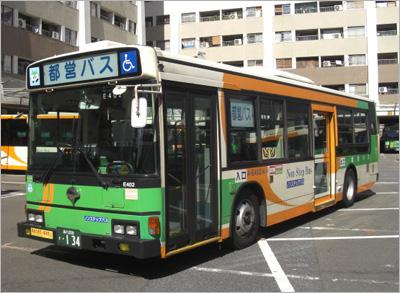 24時間都営バス