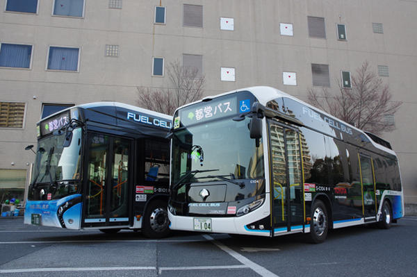 image: Fuel Cell Buses